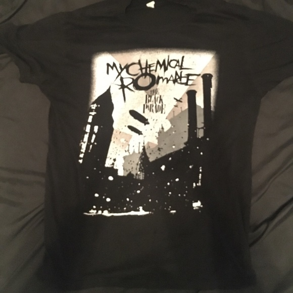 Other - My Chemical Romance T-Shirt